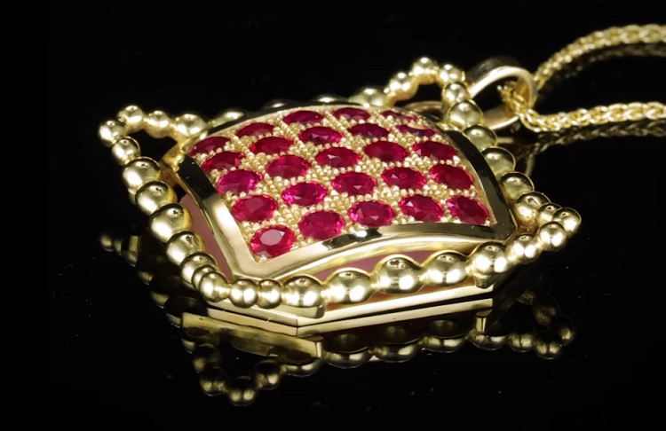 Ruby Rooftop pendant video